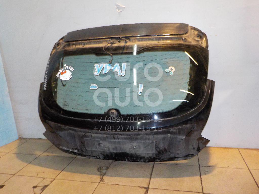 Дверь багажника со стеклом для Ford Focus III 2011> - Фото №1