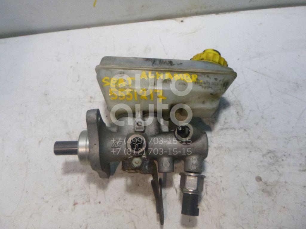 Цилиндр тормозной главный для Seat Alhambra 2001-2010 - Фото №1