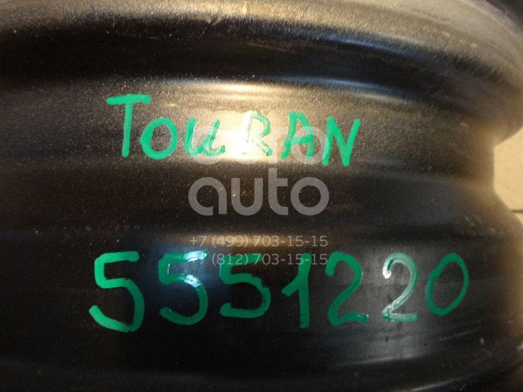 Диск колесный железо для VW Touran 2003-2010 - Фото №1