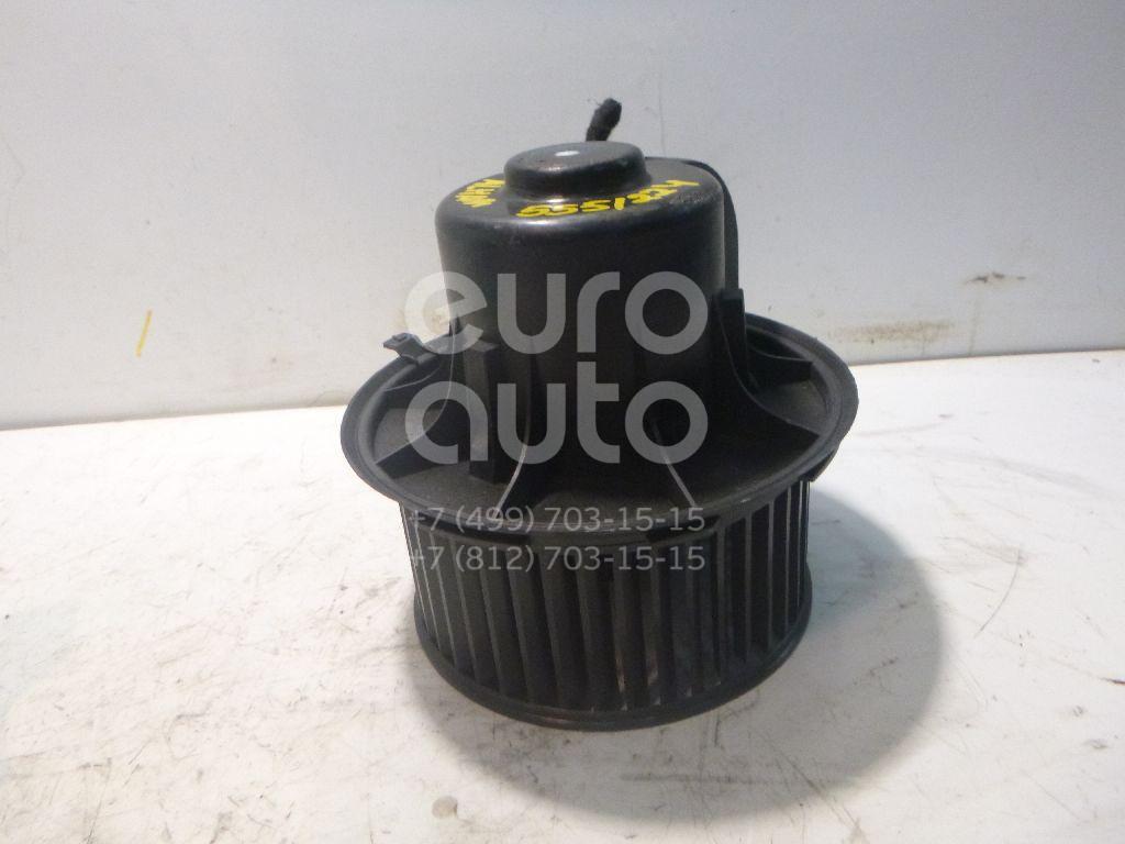 Моторчик отопителя для Seat Alhambra 2001-2010;Sharan 1995-1999;Alhambra 1996-2001;Galaxy 1995-2006 - Фото №1
