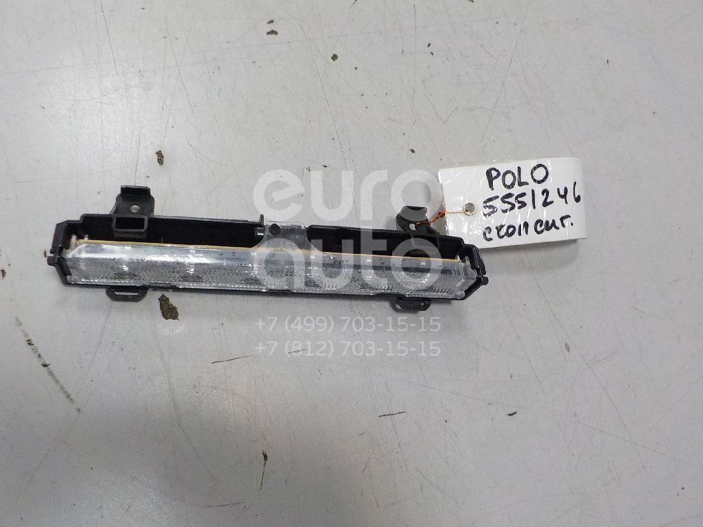Фонарь задний (стоп сигнал) для VW,Skoda Polo (Sed RUS) 2011>;Passat [B7] 2011-2015;Jetta 2011>;Rapid 2013> - Фото №1