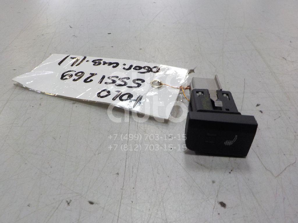 Кнопка обогрева сидений для VW Polo (Sed RUS) 2011> - Фото №1