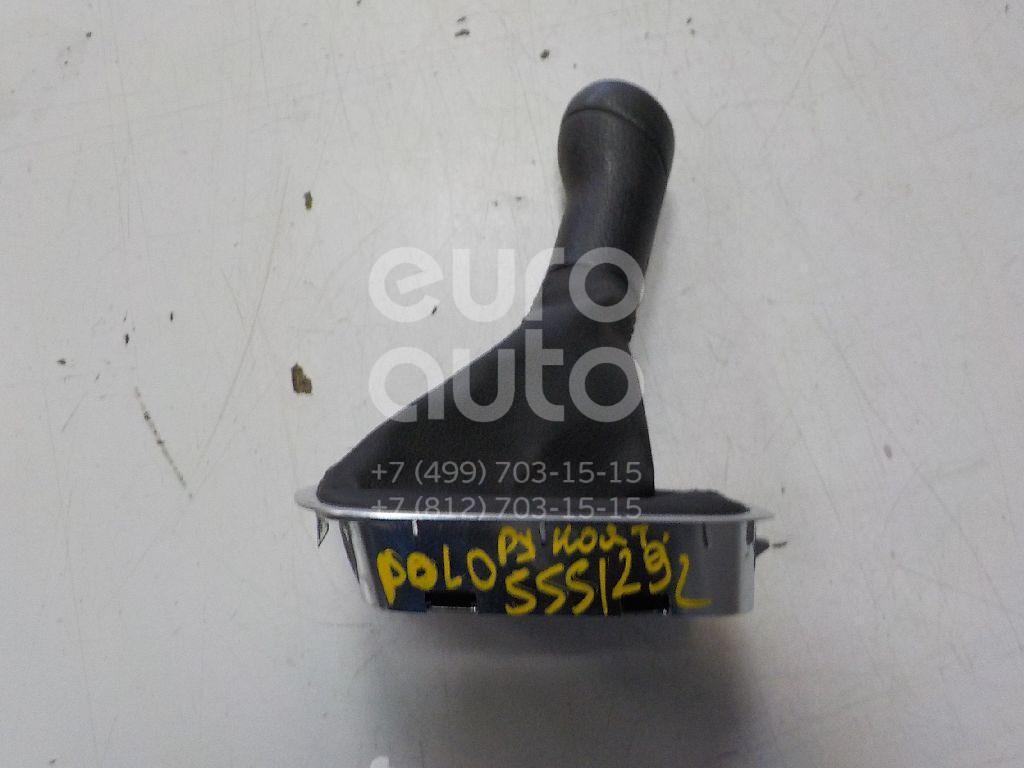 Рукоятка рычага КПП для VW Polo (Sed RUS) 2011> - Фото №1