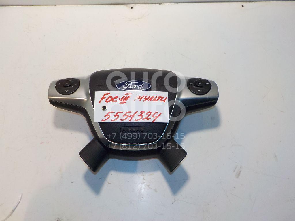 Подушка безопасности в рулевое колесо для Ford Focus III 2011>;Kuga 2012> - Фото №1