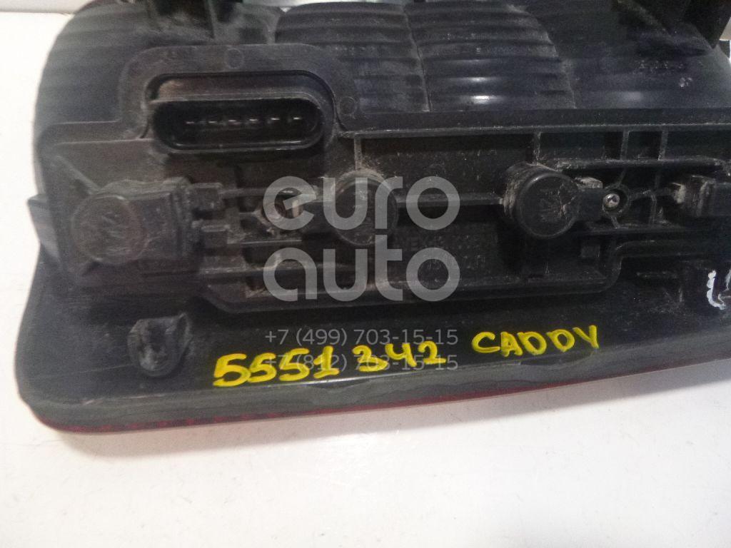Фонарь задний левый для VW Caddy III 2004> - Фото №1
