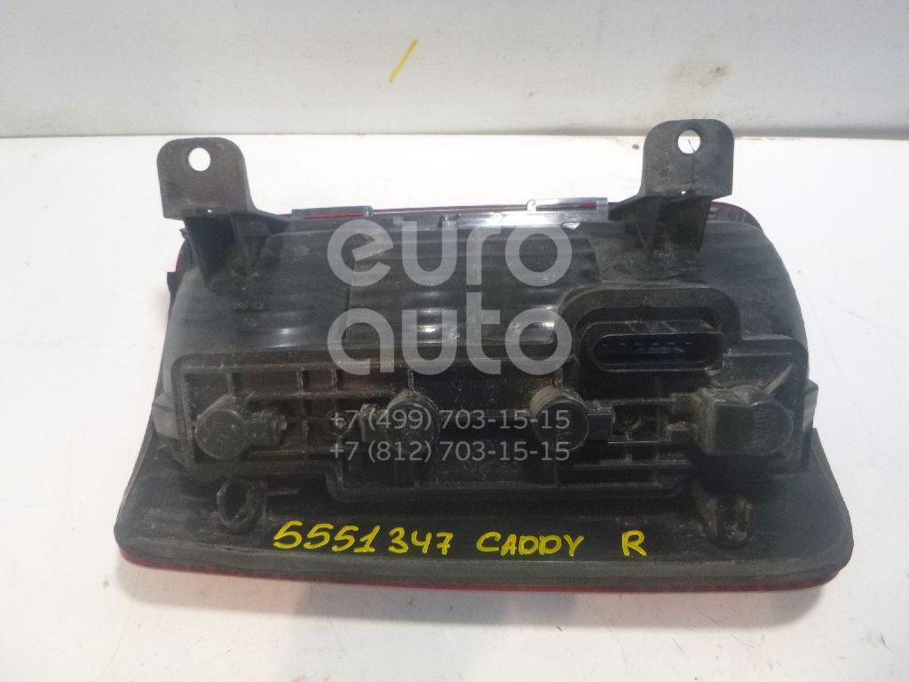 Фонарь задний правый для VW Caddy III 2004> - Фото №1