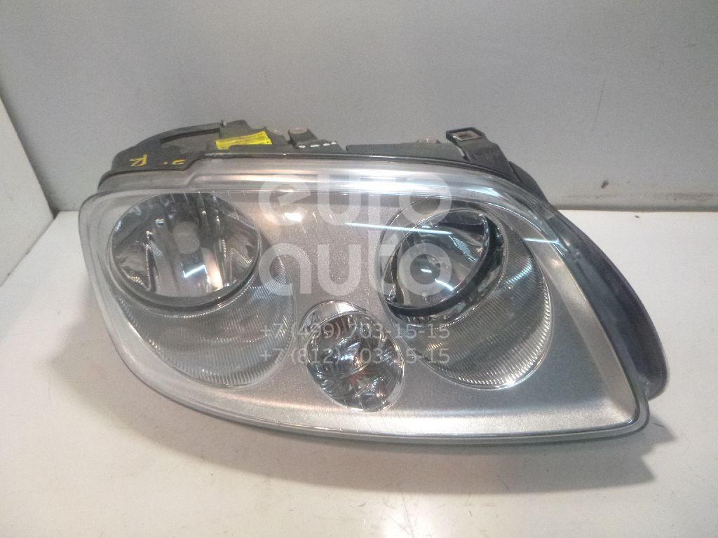 Фара правая для VW Caddy III 2004-2015;Touran 2003-2010 - Фото №1
