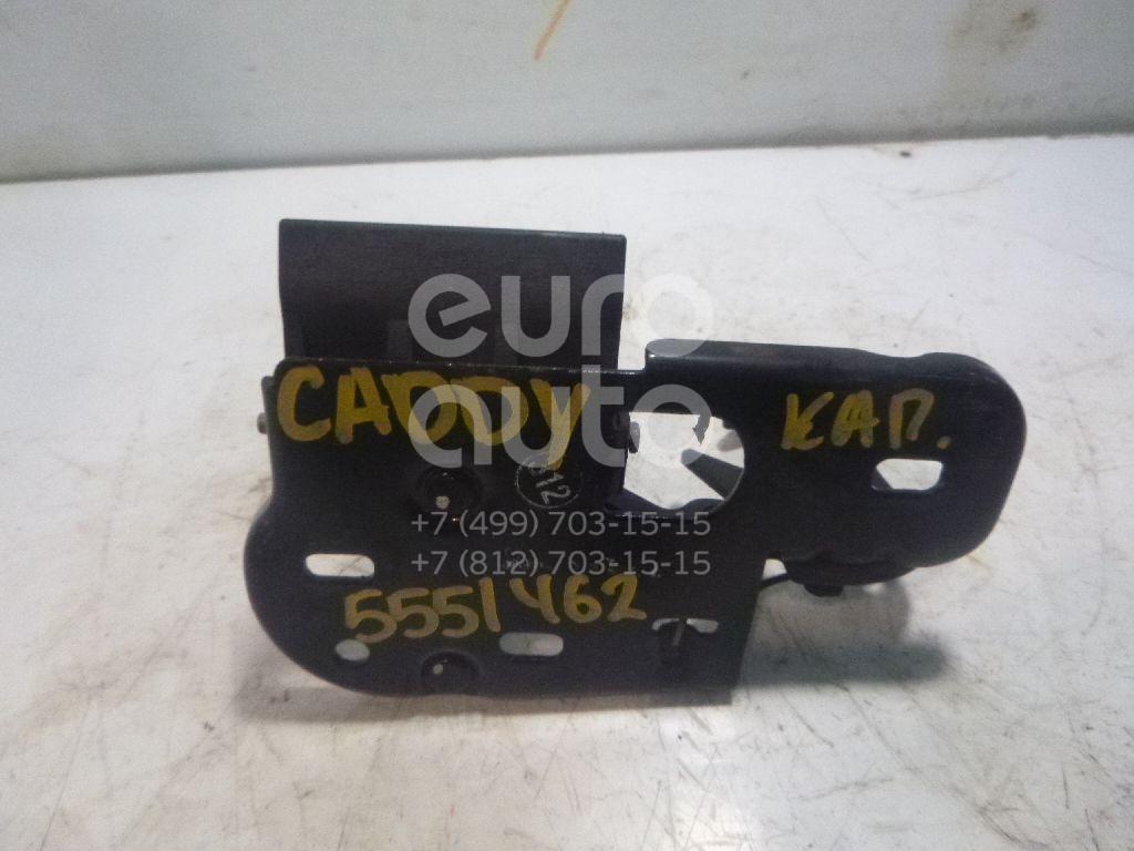 Крючок капота для VW Caddy III 2004>;Golf V Plus 2005-2014;Touran 2003-2010 - Фото №1