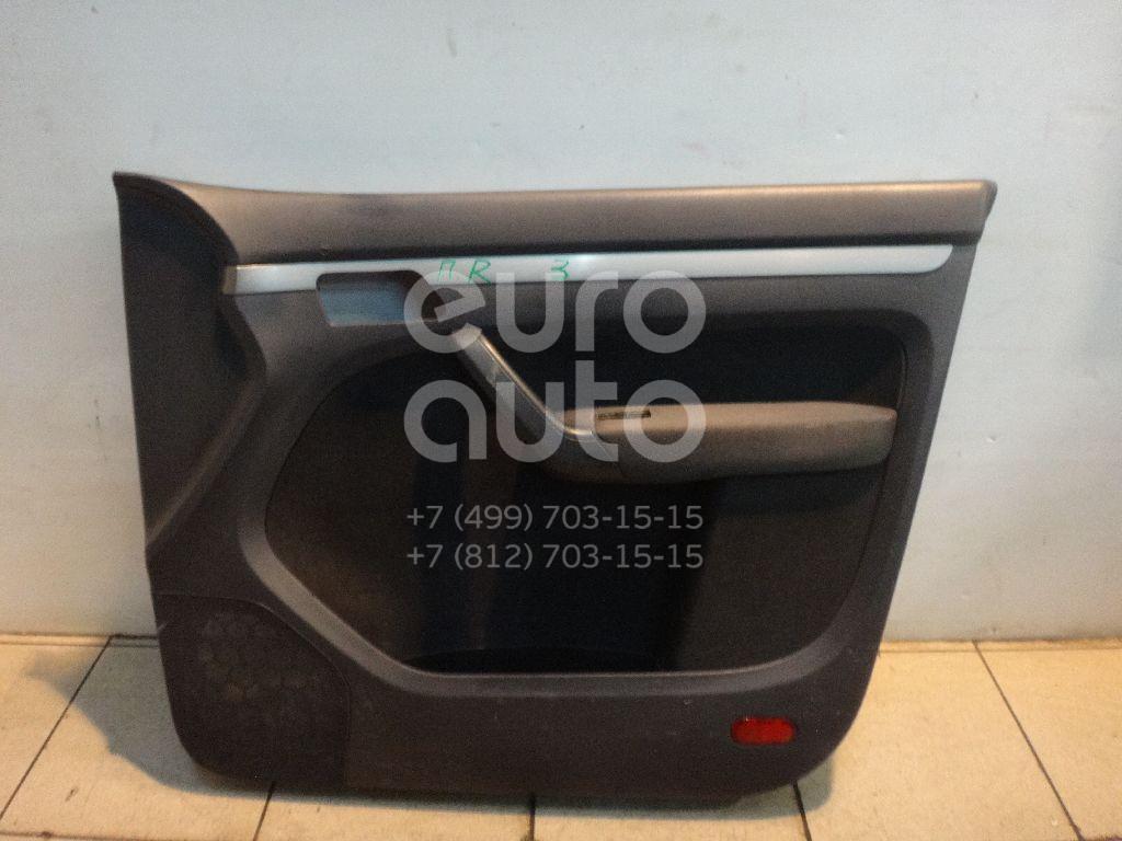 К-кт обшивки двери для VW Touran 2003-2010 - Фото №1