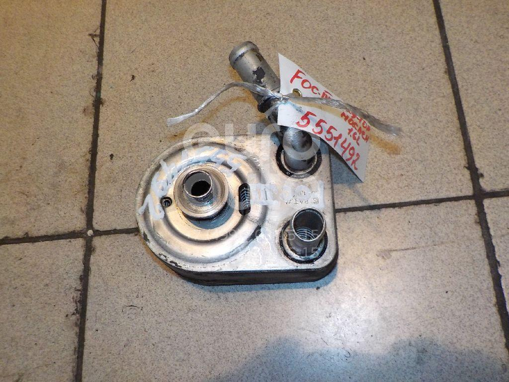 Радиатор масляный для Ford Focus III 2011>;Mondeo IV 2007-2015;Focus II 2008-2011;Fiesta 2008>;S60 2010> - Фото №1