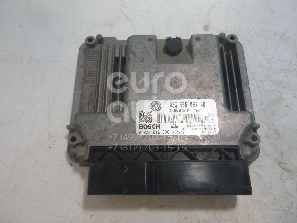 Блок управления двигателем для VW Caddy III 2004> - Фото №1