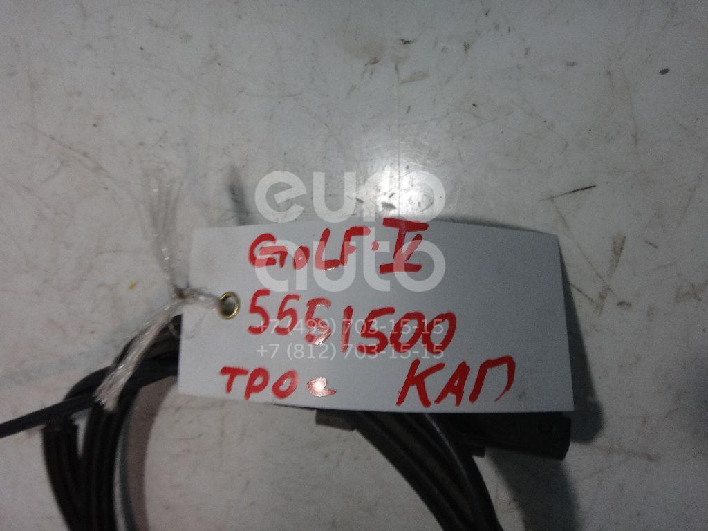 Трос открывания капота для VW Golf V 2003-2009;Jetta 2006-2011 - Фото №1
