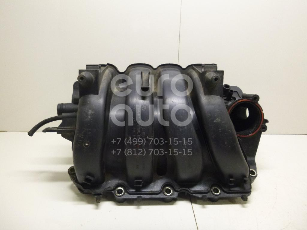 Коллектор впускной для VW Golf V 2003-2009;A3 [8PA] 2004-2013;Golf V Plus 2005-2014;Passat [B6] 2005-2010;Touran 2003-2010;Jetta 2006-2011;Octavia (A5 1Z-) 2004-2013;EOS 2006> - Фото №1