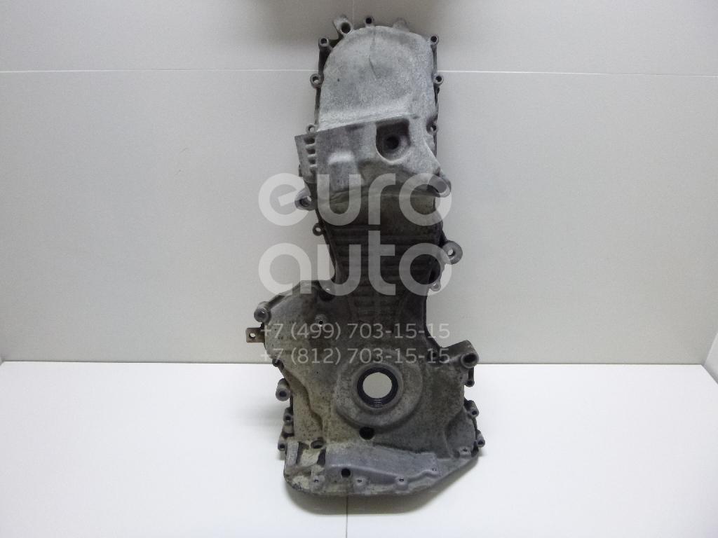 Крышка двигателя передняя для VW Fabia 2007-2015;Polo 2001-2009;Polo (HB) 2009> - Фото №1