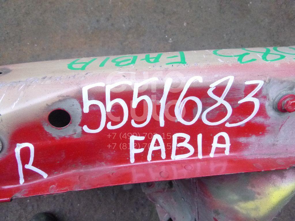 Лонжерон передний правый для Skoda Fabia 2007-2015 - Фото №1