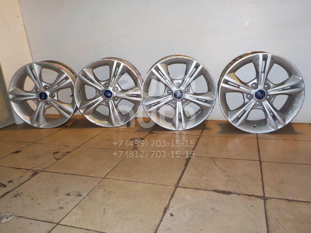 Диски колесные легкосплавные (к-кт) для Ford Focus III 2011> - Фото №1