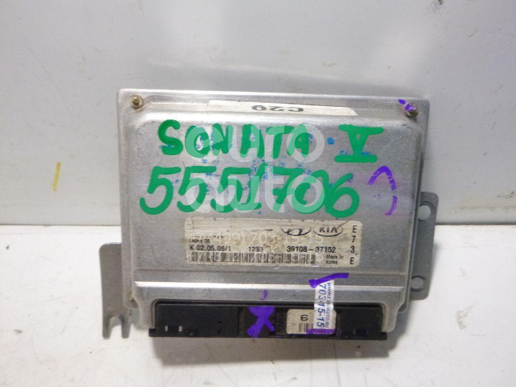 Блок управления двигателем для Hyundai Sonata IV (EF)/ Sonata Tagaz 2001-2012 - Фото №1