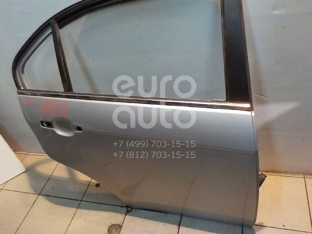 Дверь задняя правая для Chevrolet Epica 2006-2012 - Фото №1