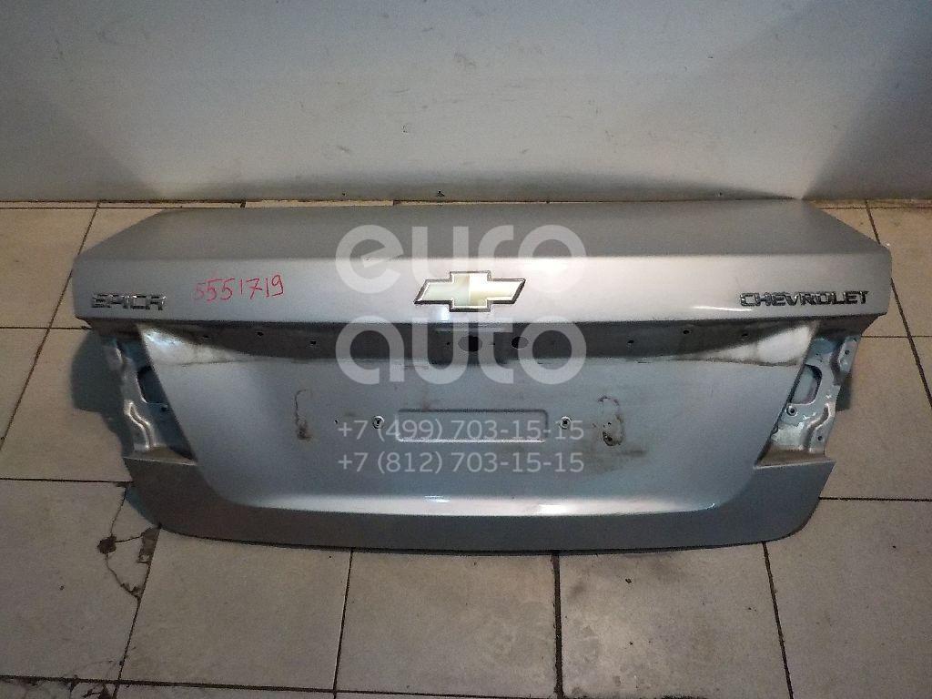 Крышка багажника для Chevrolet Epica 2006-2012 - Фото №1