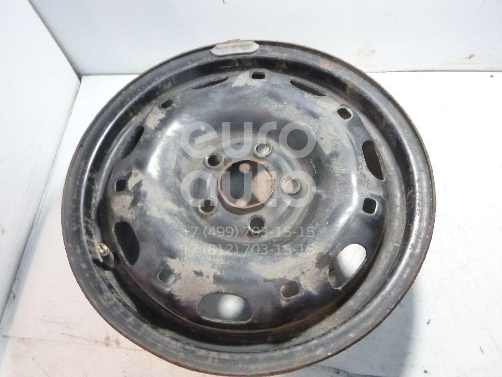 Диск колесный железо для VW Fabia 2007-2015;Golf IV/Bora 1997-2005;Fabia 1999-2006;Polo 2001-2009;Polo (Sed RUS) 2011> - Фото №1