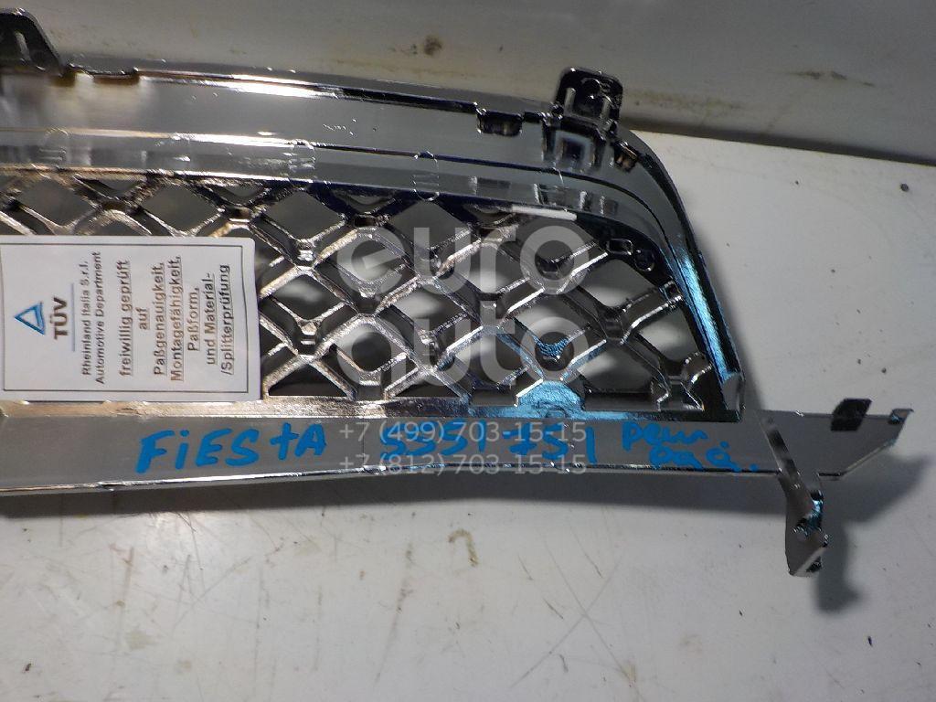 Решетка радиатора для Ford Fiesta 2001-2007 - Фото №1