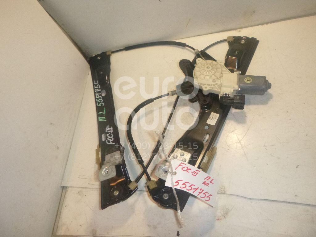 Стеклоподъемник электр. передний левый для Ford Focus III 2011> - Фото №1