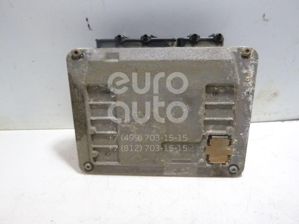 Блок управления двигателем для Skoda Fabia 2007-2015 - Фото №1