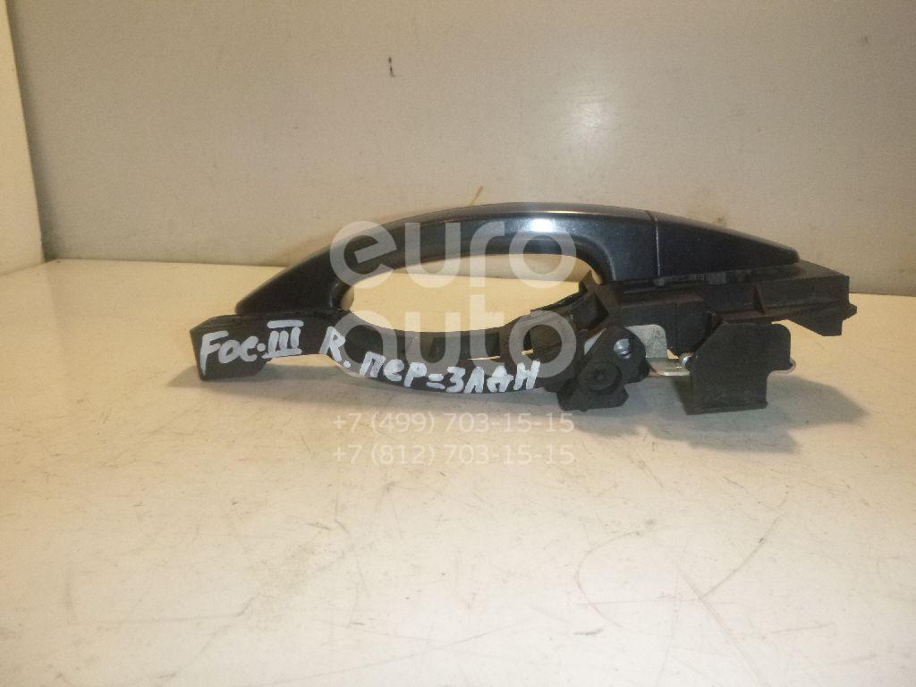 Ручка двери наружная правая для Ford Focus III 2011> - Фото №1