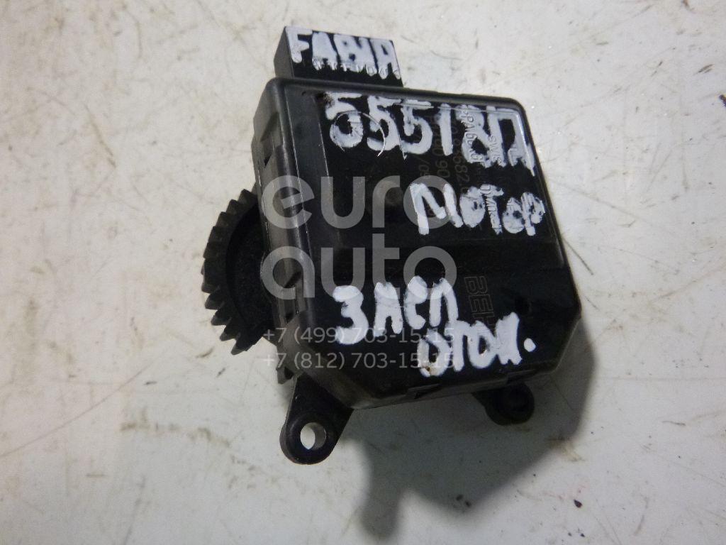 Моторчик заслонки отопителя для Skoda,VW,Seat,Audi Fabia 2007-2015;Fabia 1999-2006;Polo 2001-2009;Ibiza V 2008>;Roomster 2006-2015;Cordoba 2003-2008;Ibiza IV 2002-2008;A1 2010>;Polo (Sed RUS) 2011> - Фото №1