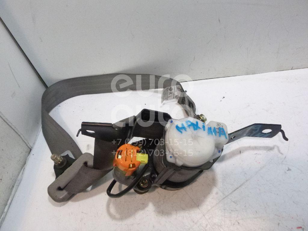 Ремень безопасности с пиропатроном для Nissan Maxima (A33) 2000-2005 - Фото №1