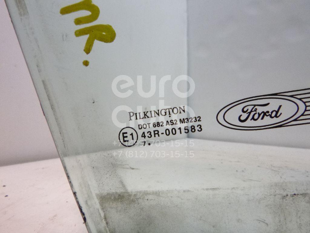 Стекло двери передней правой для Ford Fusion 2002-2012 - Фото №1