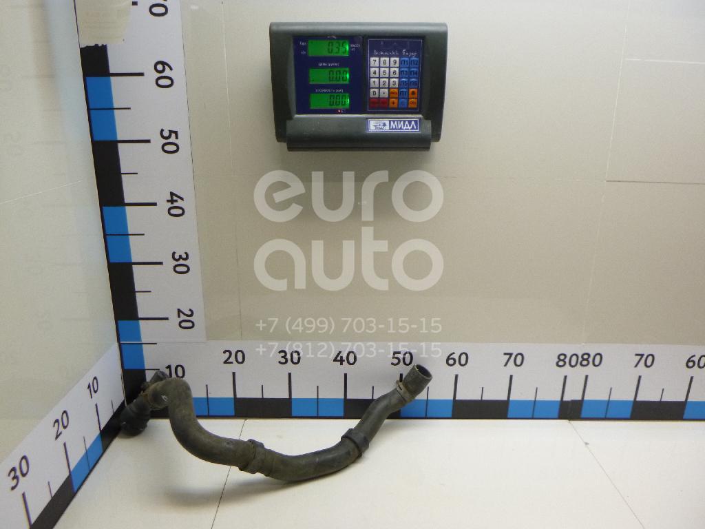 Патрубок радиатора для Skoda,VW,Seat Fabia 2007-2015;Fabia 1999-2006;Polo 2001-2009;Ibiza V 2008>;Ibiza IV 2002-2008 - Фото №1