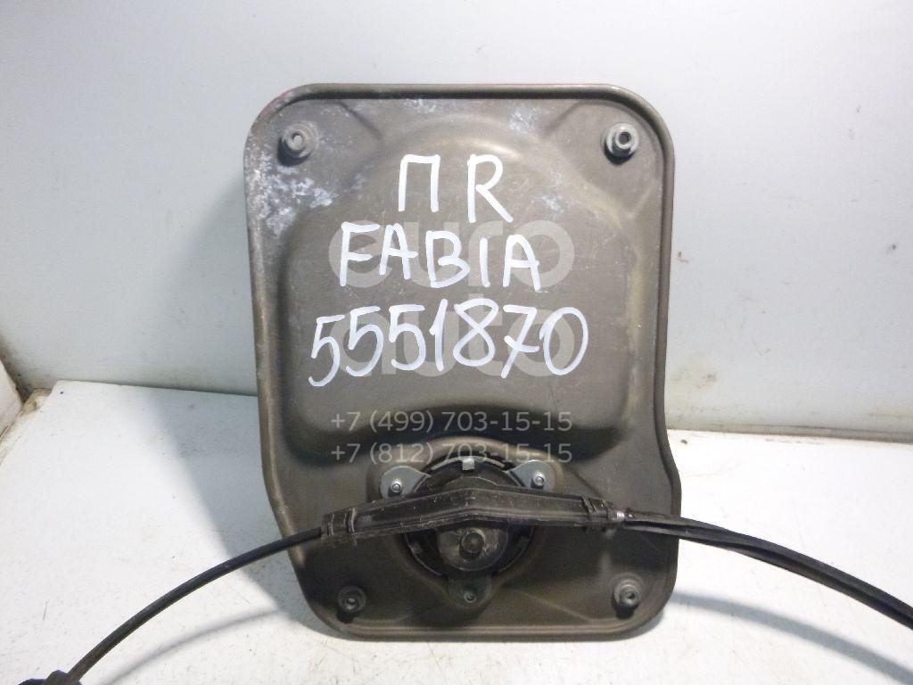 Стеклоподъемник механ. передний правый для Skoda Fabia 2007-2015 - Фото №1