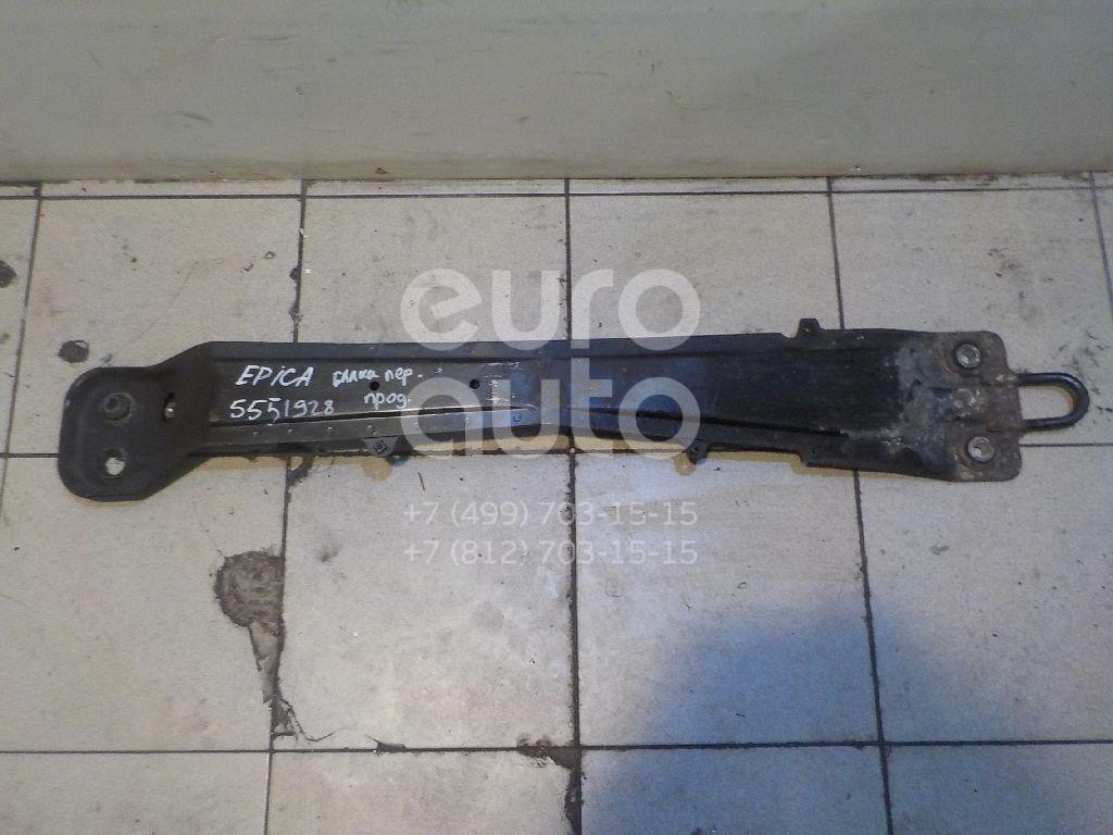 Балка передняя продольная для Chevrolet Epica 2006> - Фото №1