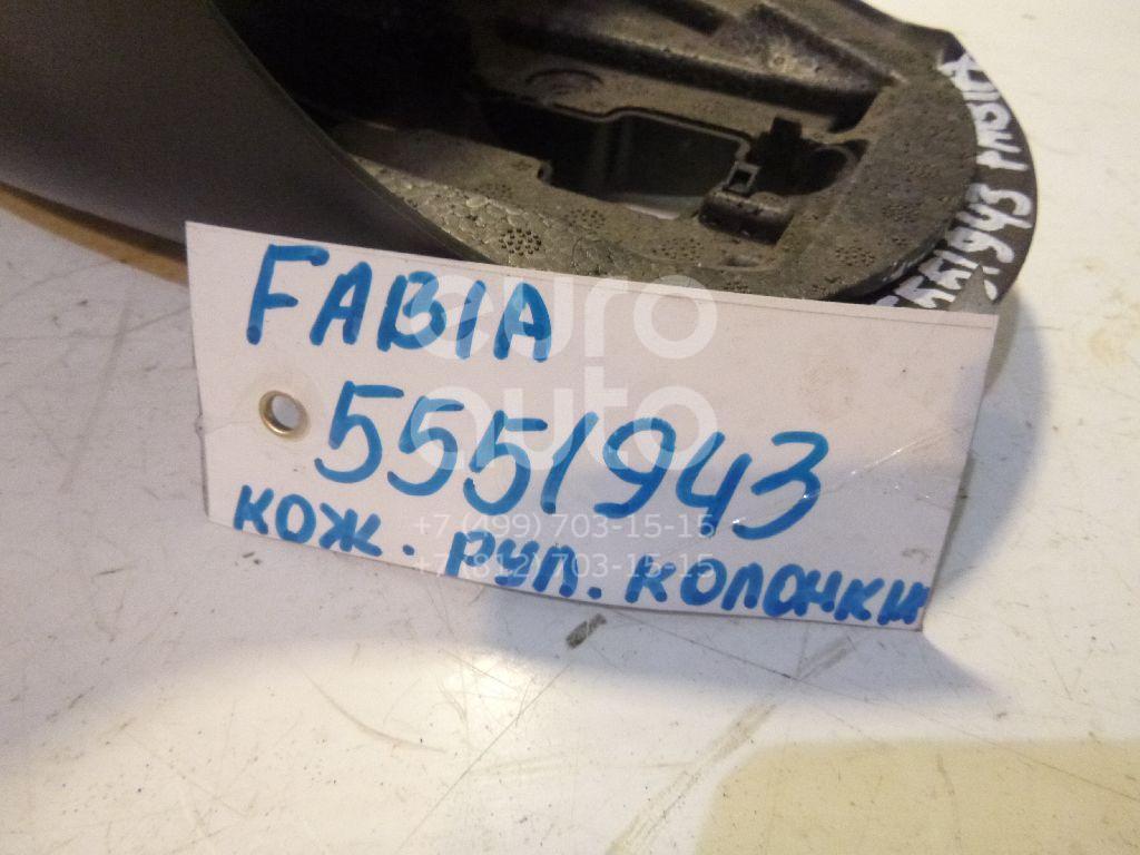 Кожух рулевой колонки для Skoda Fabia 2007-2015 - Фото №1