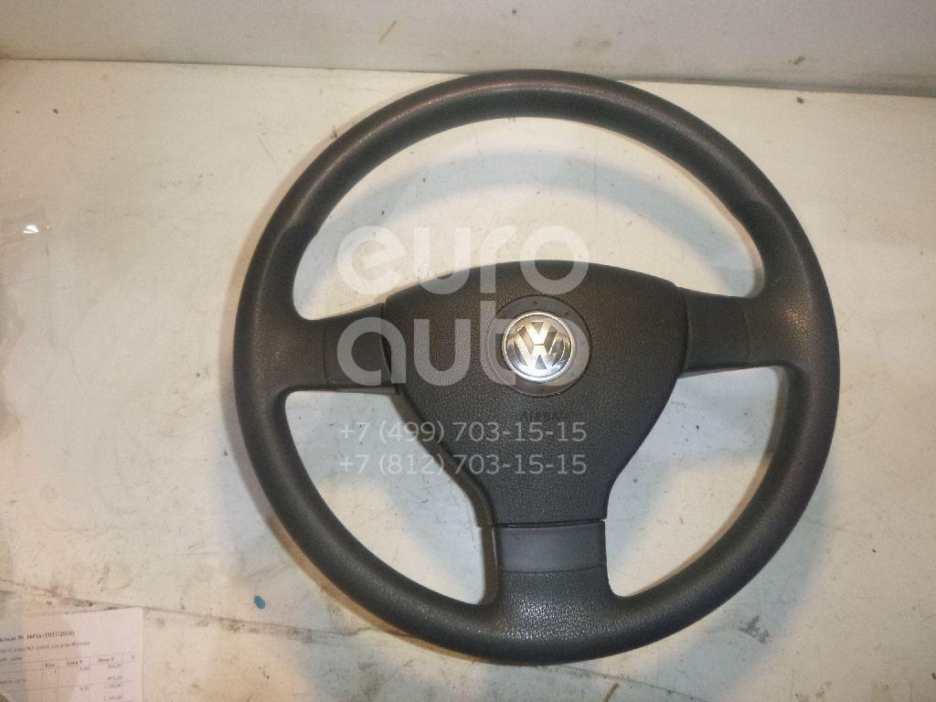 Рулевое колесо с AIR BAG для VW Touran 2003-2010 - Фото №1