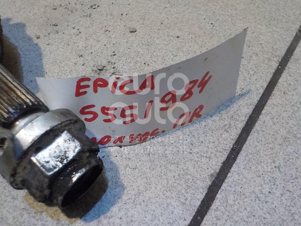 Полуось передняя правая для Chevrolet Epica 2006> - Фото №1