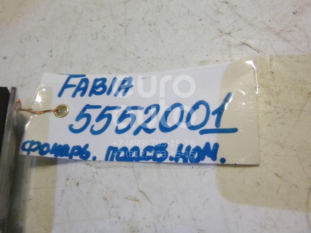 Фонарь подсветки номера для Skoda Fabia 2007-2015;Fabia 1999-2007 - Фото №1