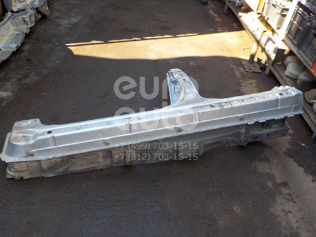 Порог со стойкой левый для Chevrolet Epica 2006-2012 - Фото №1