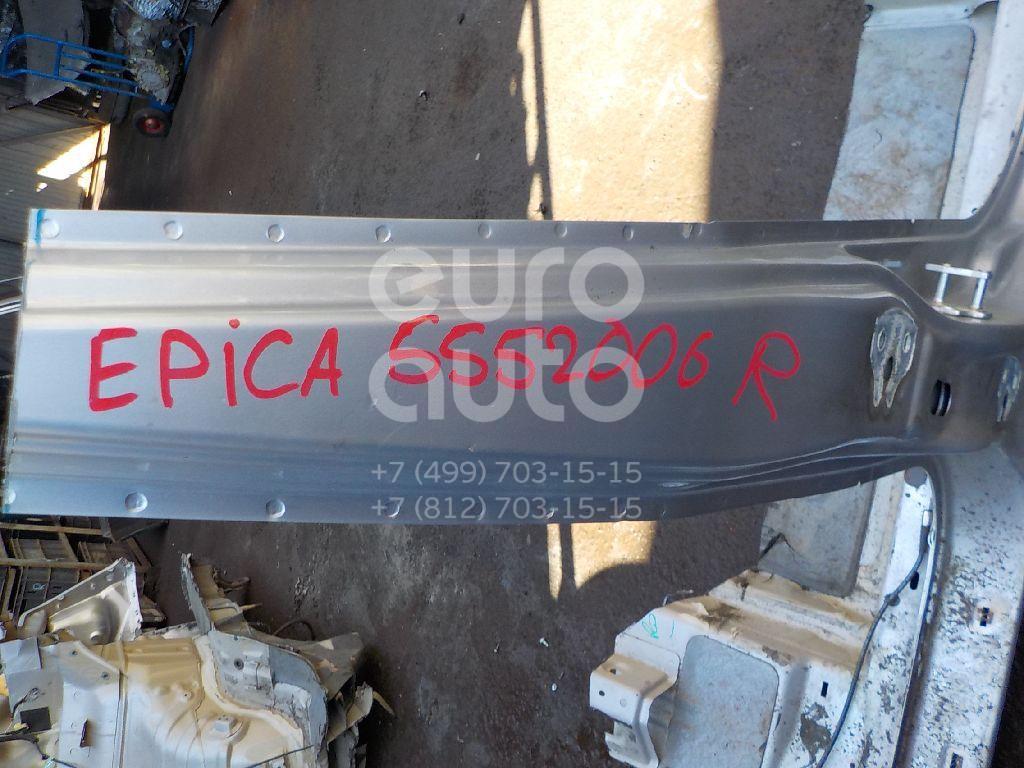 Порог со стойкой правый для Chevrolet Epica 2006-2012 - Фото №1