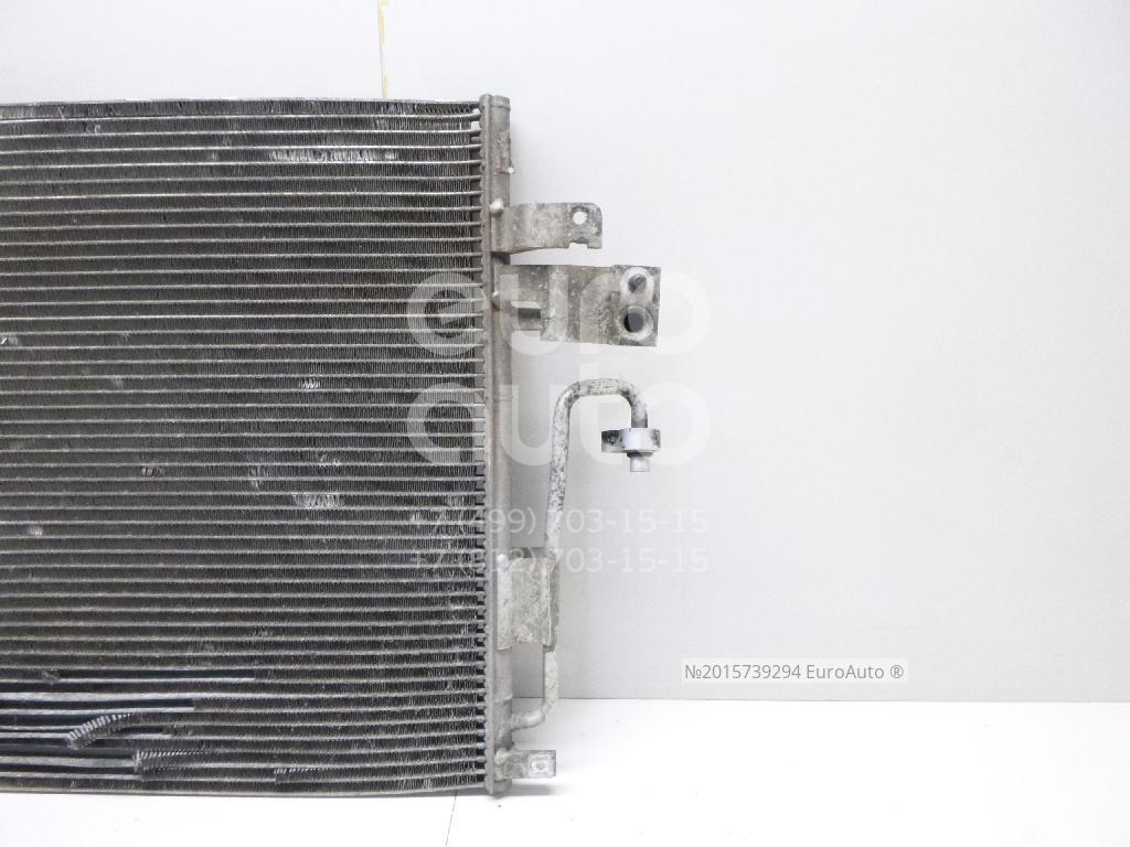 Радиатор кондиционера (конденсер) для Chevrolet Epica 2006-2012 - Фото №1
