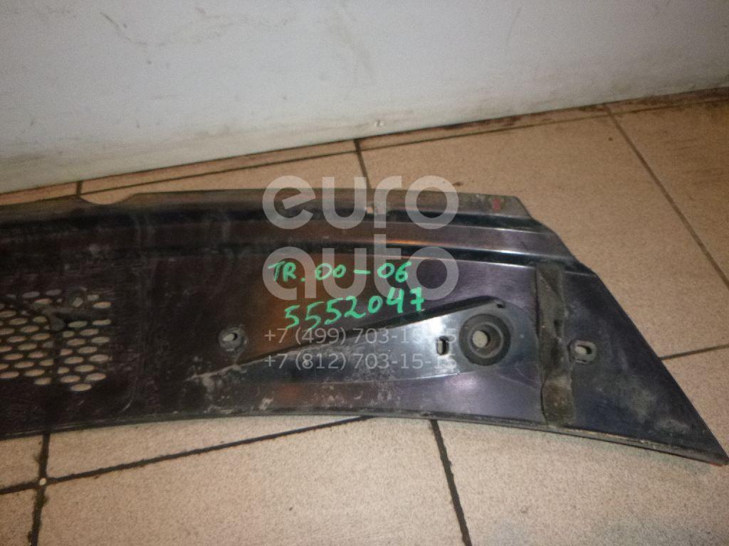 Решетка стеклооч. (планка под лобовое стекло) для Ford Transit [FA] 2000-2006 - Фото №1