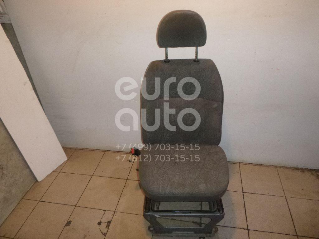 Сиденье переднее левое одиночное для Ford Transit [FA] 2000-2006 - Фото №1