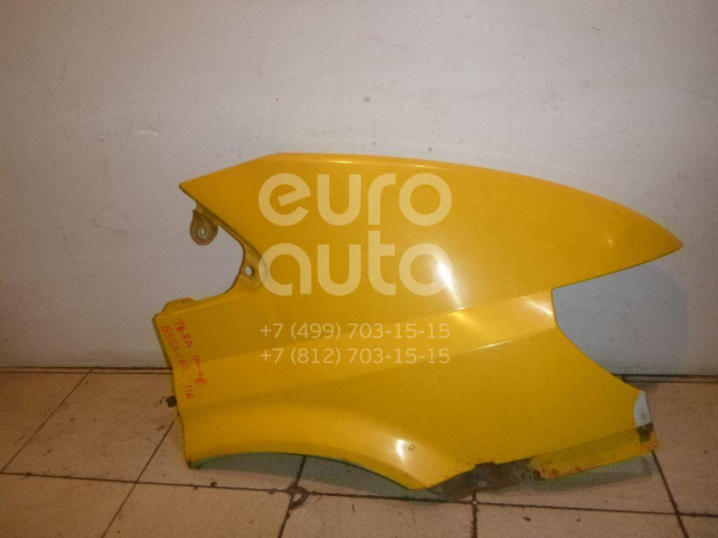 Крыло переднее правое для Ford Transit [FA] 2000-2006 - Фото №1