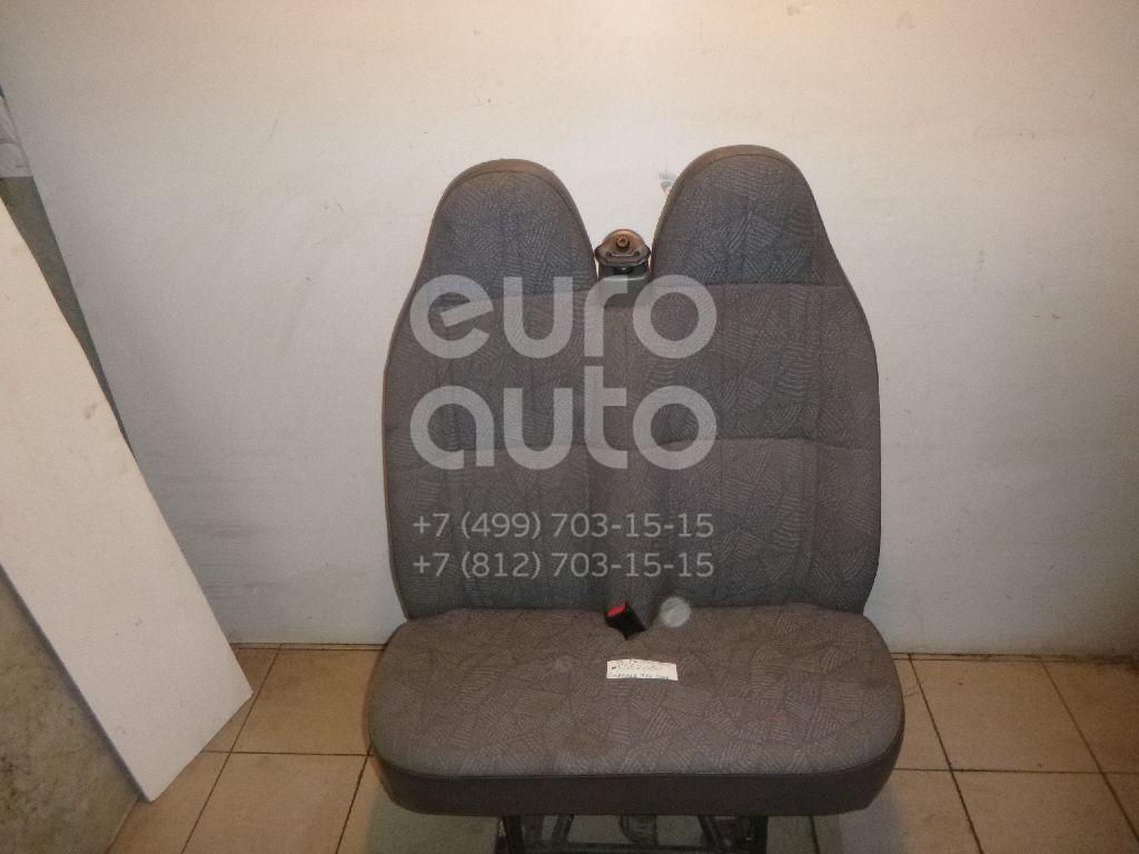 Сиденье переднее правое двойное для Ford Transit [FA] 2000-2006 - Фото №1