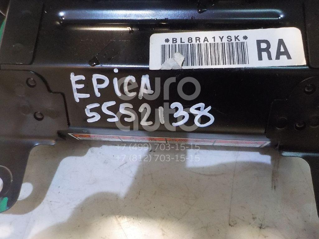 Подушка безопасности пассажирская (в торпедо) для Chevrolet Epica 2006-2012 - Фото №1