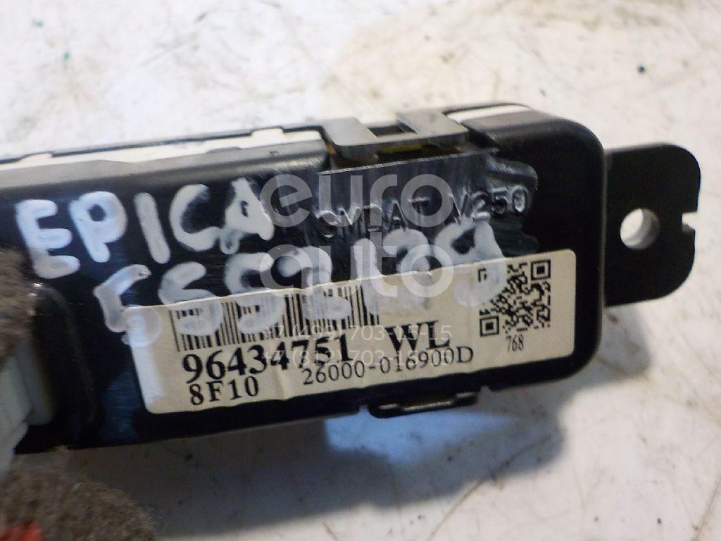 Индикатор для Chevrolet Epica 2006-2012 - Фото №1