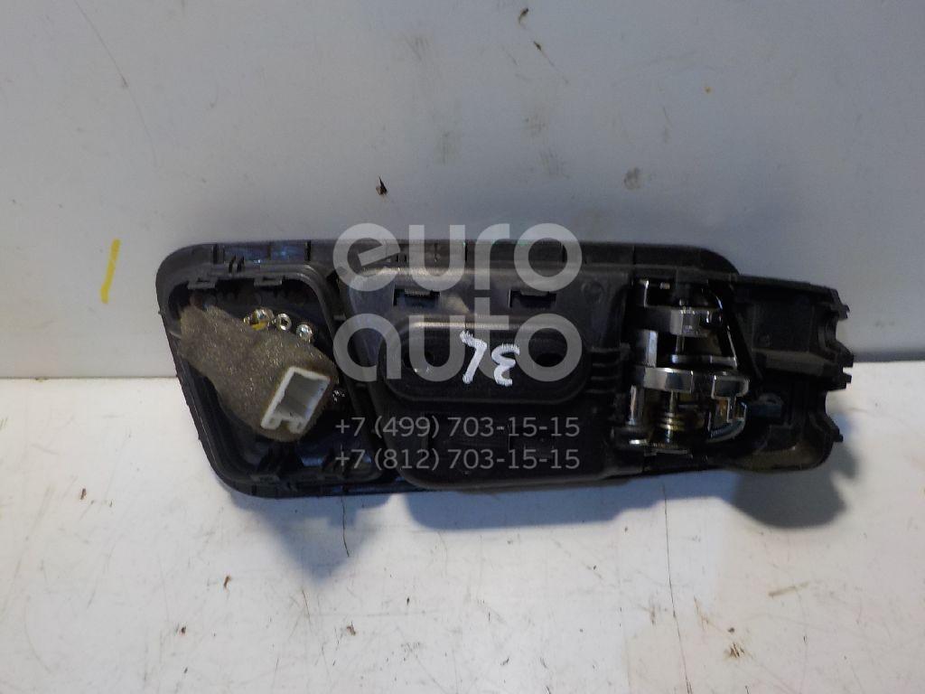 Ручка двери задней внутренняя левая для Chevrolet Epica 2006-2012 - Фото №1