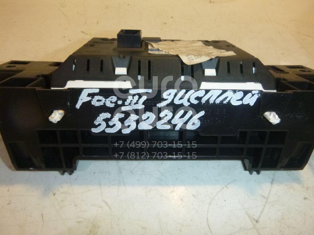 Дисплей информационный для Ford Focus III 2011> - Фото №1