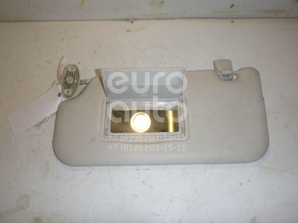 Козырек солнцезащитный (внутри) для Ford Focus III 2011> - Фото №1